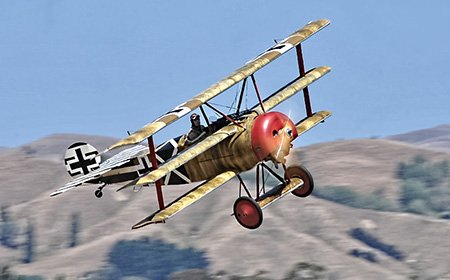 WingsOverWairarapa WW1 Vintage Aviator