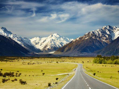 Instagram's Top locations in New Zealand