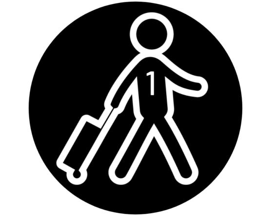 Solo traveller logo