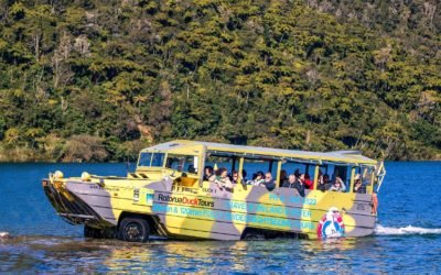 Rotorua School Holiday Package