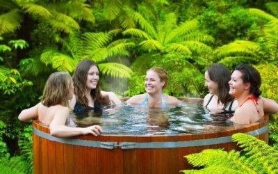 Girls Weekend in Rotorua