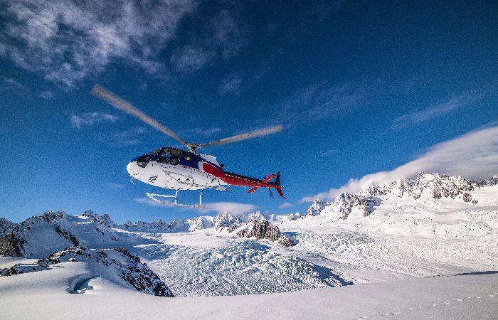 Helicopter Line, Fox Glacier