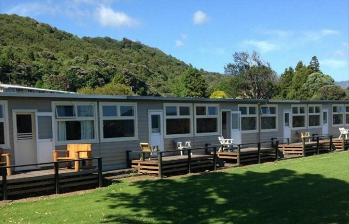 Cabins at Hicks Bay Motel Lodge