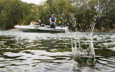 Te Anau Jet Boat Fishing