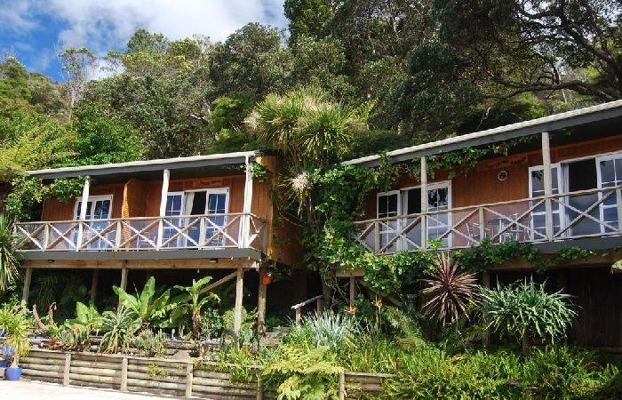Anchor Lodge, Coromandel Lodge