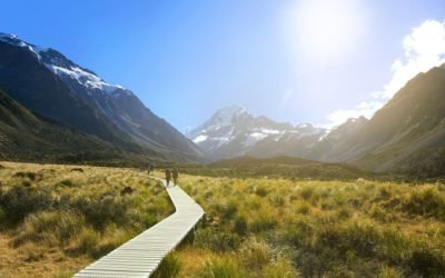 Wonderous Walks of New Zealand