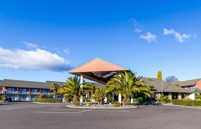 Lakeland Resort Taupo Exterior