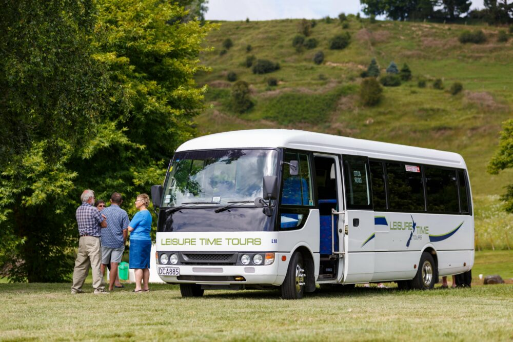 NZ tours and short breaks with Leisure Time Travel