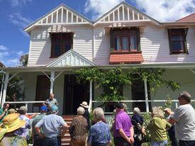 Hawkes Bay Historic Homes Tour