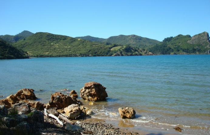 Blind Bay Great Barrier Island