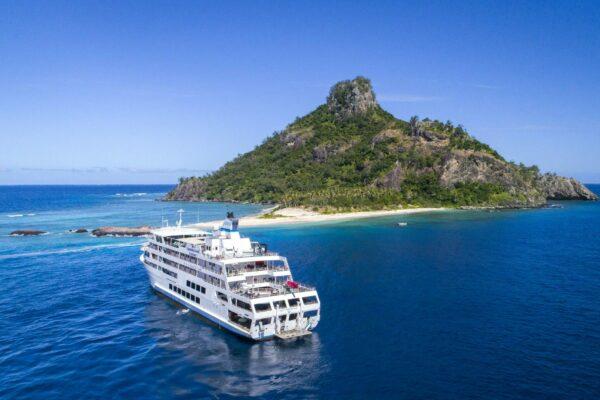 Fijian Islands Cruise
