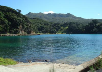 Okupu Bay Great Barrier Island