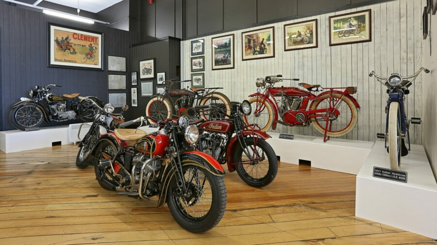 Motorcycle Mecca