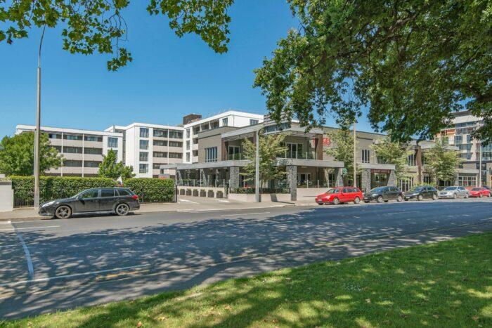 Rydges Latimer Square Christchurch Exterior