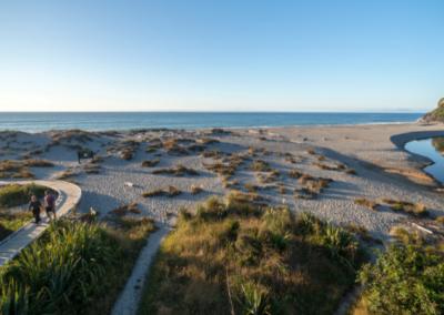 Haast Beach Boardwalk