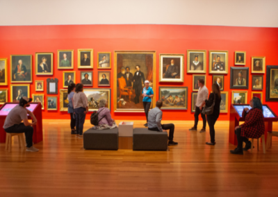 Te Papa Tour Art Gallery